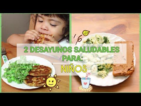 Desayunos faciles para ni os doovi - Almuerzo rapido y facil ...
