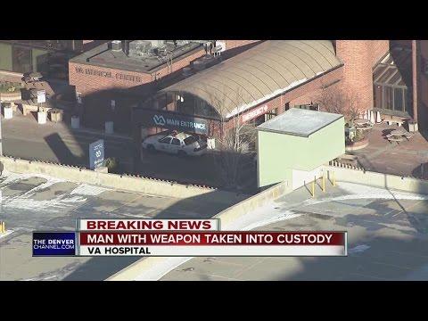 Hostage situation at VA Medical Center