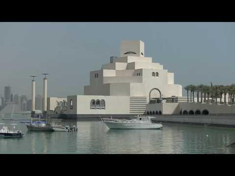 MUSEUM OF ISLAMIC ART, DOHA, QATAR. McD'AGO