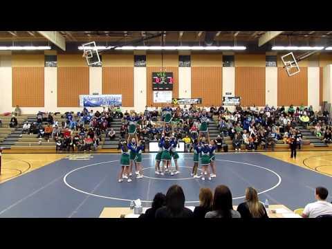 Hart Middle School 7th Grade Cheerleading- R3