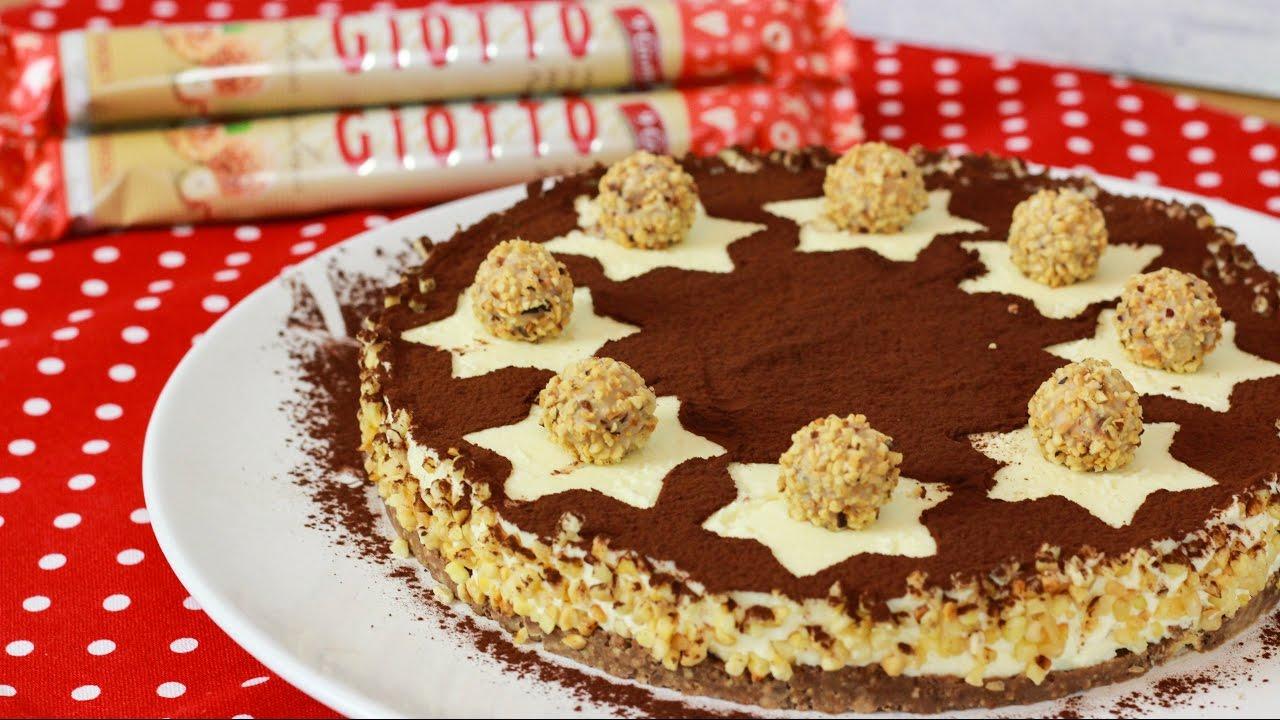Winterliche Giotto Tiramisu Torte - Torte ohne Backen / No ...