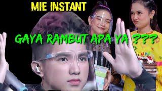 Download lagu Keren Ya Trend Rambut Mie Instant Jirayut Dan Rara Lida Beri Ultah Nia Lida