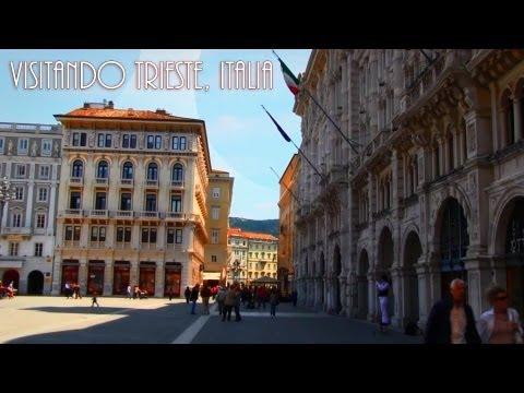 Visitando Trieste, Italia ♥