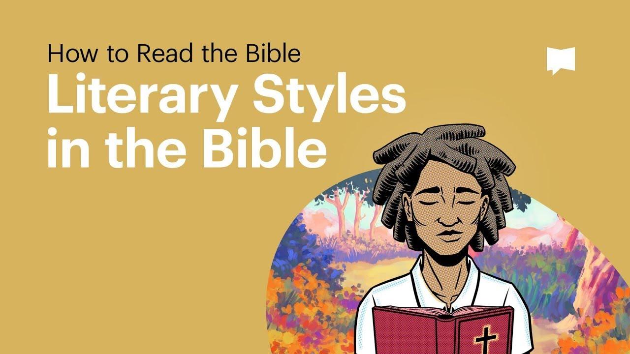 3) Literary Styles