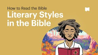 Literary Styles in the Bible