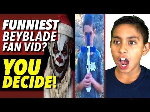 Funny Beyblade Fan Videos | You Chose The Best!!  Beyblades Burst Games
