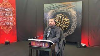 زيارة النبي محمد  ( ص )- علي حمادي   مسجد مؤمن