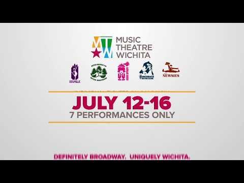 MTWichita 2017 Hairspray