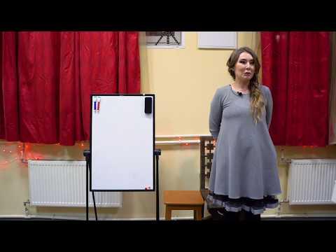 Анастасия Долганова - Лекция о типах характера