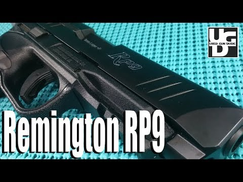Remington RP9 1st Look Review, Will this 9mm be the Bestest or Worstest?