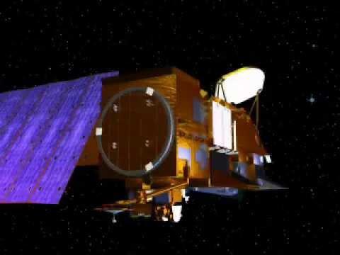 Earth Observing System - Aqua - Artist conception of Aqua Video 4th