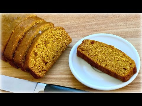 Hollywood Monastery of the Angels Pumpkin Bread