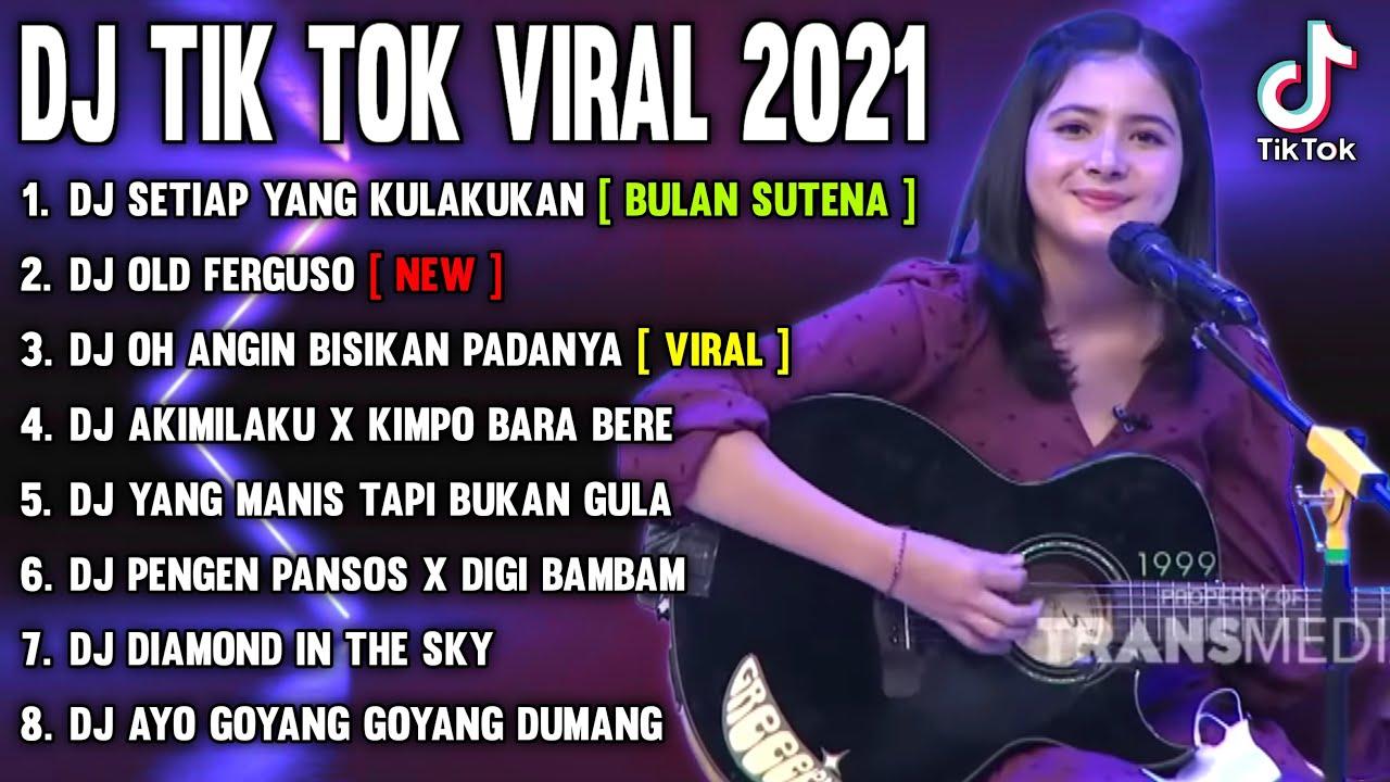Download DJ TIKTOK TERBARU 2021 - DJ SETIAP YANG KU LAKUKAN UNTUK DIRIMU TIKTOK VIRAL REMIX TERBARU 2021