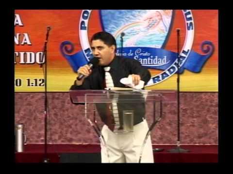 Pastor Jorge Garcia: El Sacrifio de la Obediencia
