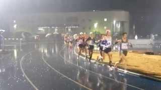 Repeat youtube video 日体大長距離競技会 女子10000m 2014年12月20日