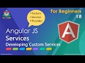 AngularJS: Developing Custom Services (f
