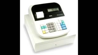Royal 110DX Cash Register for $82