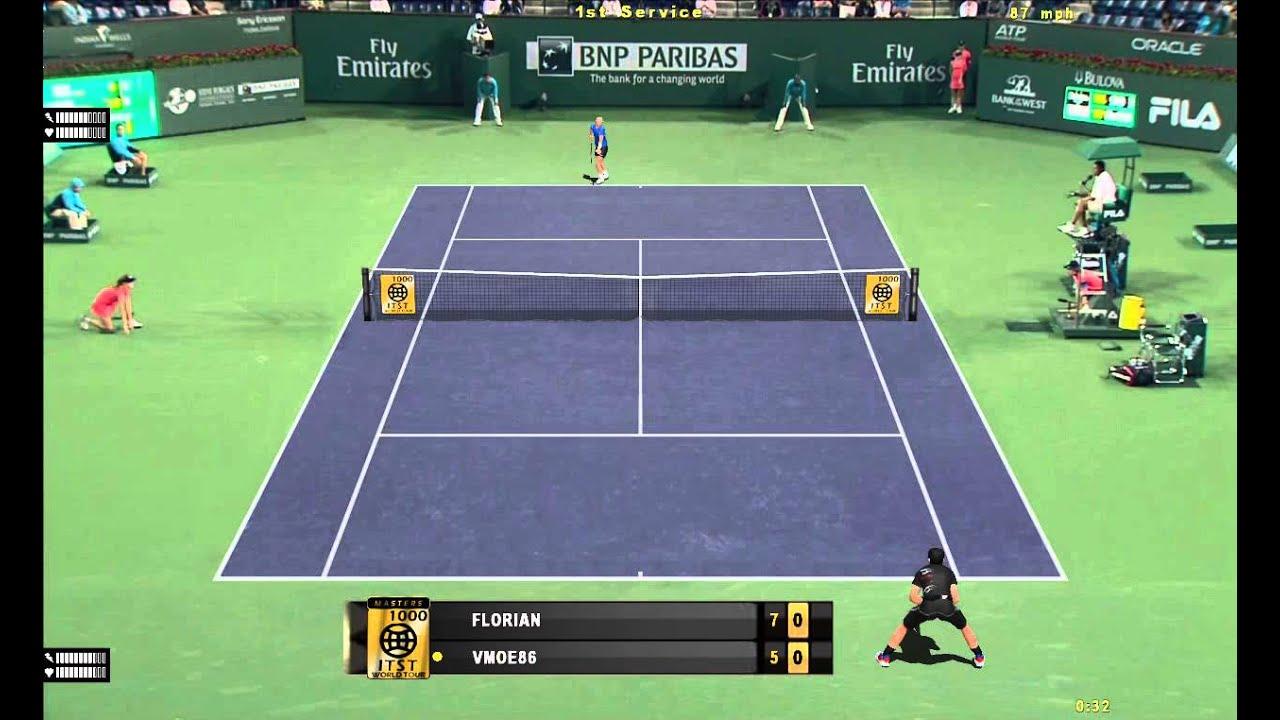 Tennis Elbow 2013 Tournament
