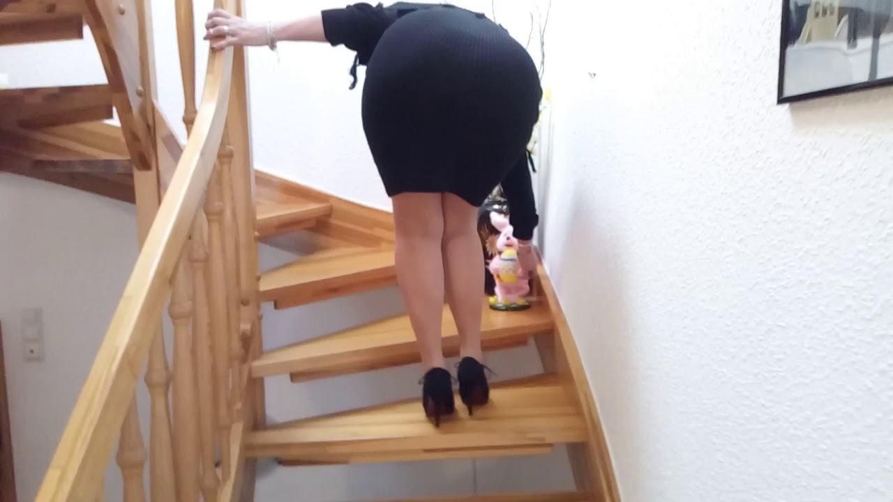 Schwarzes Kleid und schwarze Schuhe - YouTube