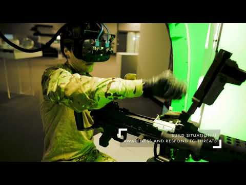 Military helicopter joint and collective training solutions - Thales