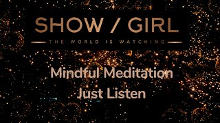 Improve your Confidence with Mindful Meditation to Increase Self Awareness