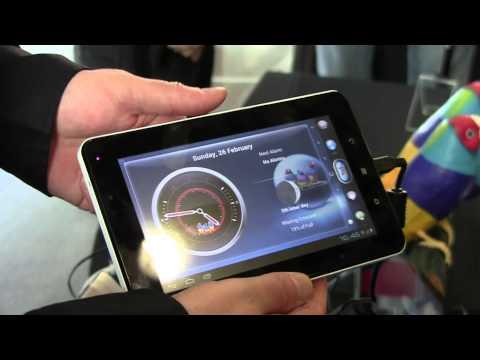 ViewSonic ViewPad E70 & G70 at MWC 2012