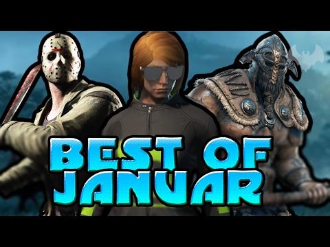 BEST OF JANUAR - ♠ HIGHLIGHT VIDEO ♠ - Dhalucard