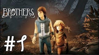 Brothers - A Tale of Two Sons (PC) walkthrough part 1
