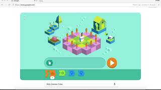 Best kids coding languages from Google - Free Online - Kids Games