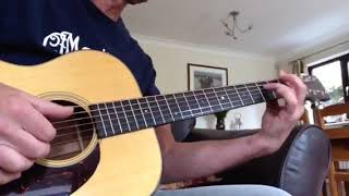 """Ain't She Sweet - The Beatles and """"Bicycle made for two"""" Fingerstyle Guitar medley"""