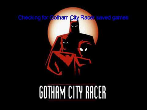 PSX Longplay [360] Batman: Gotham City Racer
