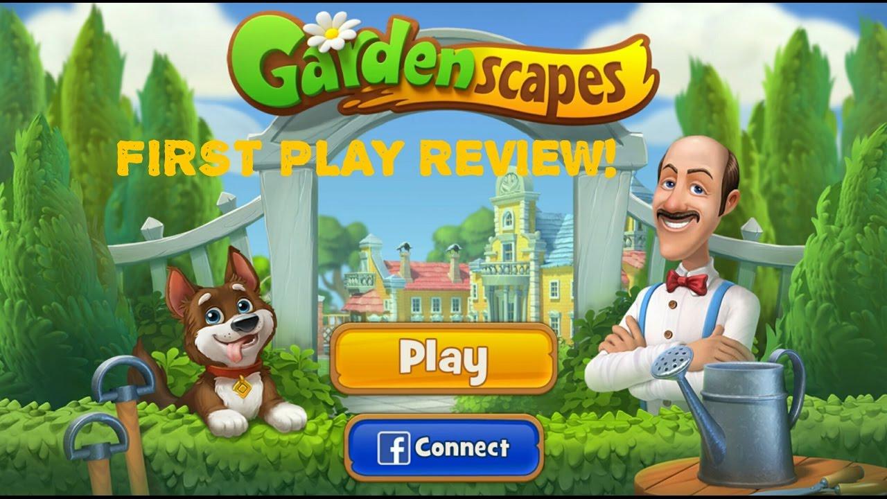 Gardenscapes Game Online