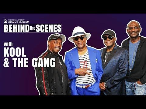 "Kool & The Gang Talk Turning 50, The Joy Of ""Celebration"" & More | GRAMMY Museum"