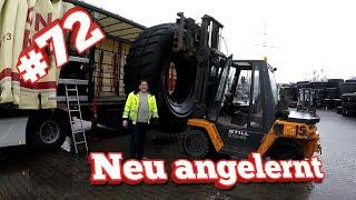 #72 Neu angelernt