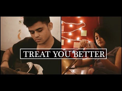 SHAWN MENDES - Treat You Better - The Acoustic Project Cover
