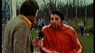 1975 Fortuna Düsseldorf | Trainer Heinz Lucas | TV Interview