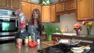 Delicious Tomato Dill Bisque Vegan & Dairy Free
