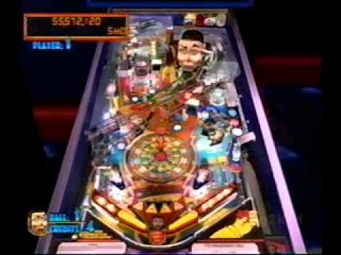 Pinball Hall of Fame - The Williams Collection - Funhouse (127 Million Pts.)