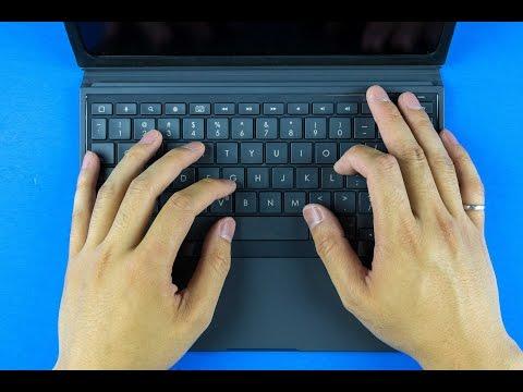 4410c7ceb78 Logitech Logi BLOK Protective Keyboard Case for iPad Air 2 - Review -  YouTube