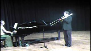 Sonatina in Eb by W.A. Mozart, Arranged by Jay Ernst (Three Movements)