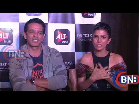 Alt Balaji we Series Anoop Soni &  Nimrat Kour Exclusive Interview