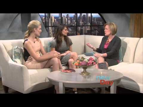 Seattle TV: New Day Interview with Maggie Grace and Mia Maestro