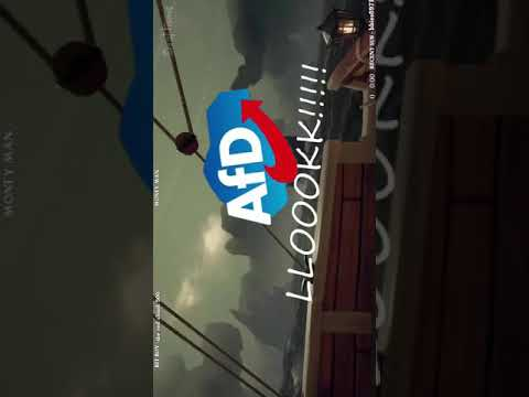 CAPTAIN LOOK! AFD Meme 😂 - YouTube