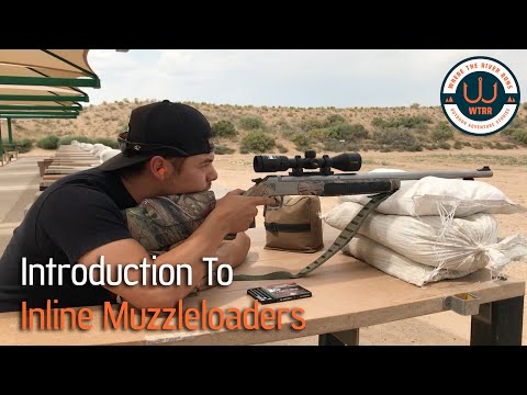 Introduction To In-Line Muzzleloaders