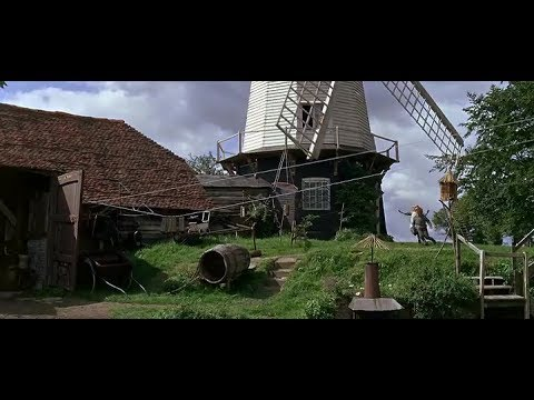 Chitty Chitty Bang Bang (1968) Location - Cobstone Mill, Turville