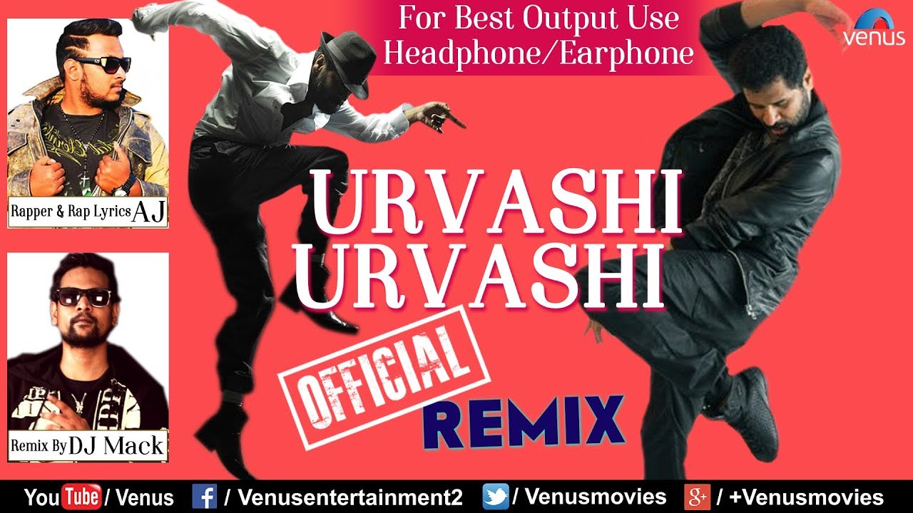 urvashi urvashi mp3 song download dj