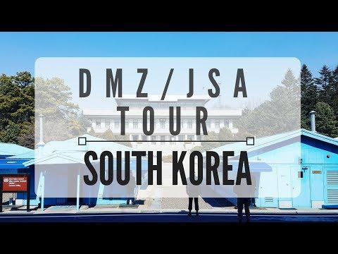 Destination North Korea - DMZ tour and JSA tour from Seoul, South Korea