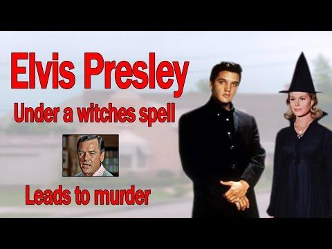 ELVIS PRESLEY falls for ELIZABETH MONTGOMERY