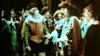 CYRANO DE BERGERAC. DVD-Trailer. STUMMFILM EDITION