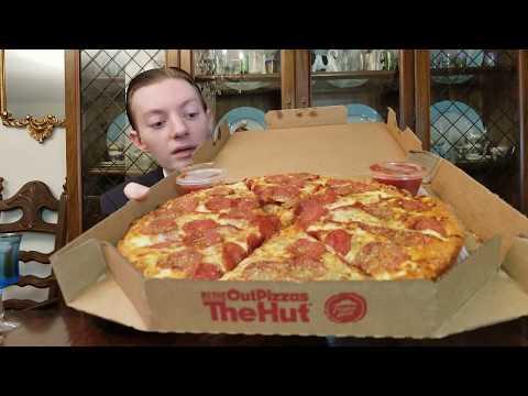 How Cheesy Is Pizza Hut's Double Cheesy Crust Pizza?